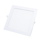 LED Спот встр. KVADRO/R 18w d225x225 4000K бел.